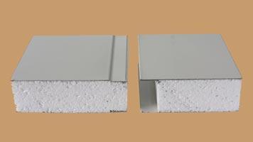EPS Paneling Freezer Panel