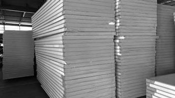 EPS Paneling Freezer Panels