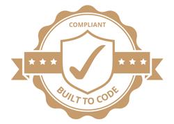 Konbuild compliance certificate