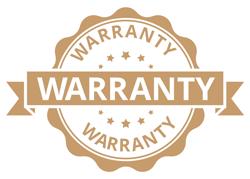 Konbuild warrant gold logo.